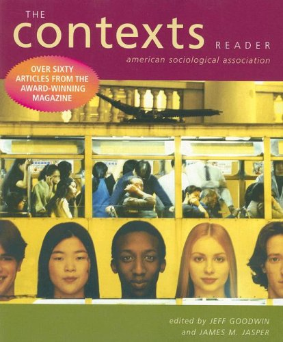 Contexts Reader   2008 edition cover