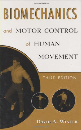 Biomechanics and Motor Control of Human Movement  3rd 2005 (Revised) edition cover