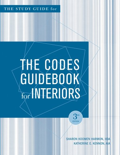 Codes Guidebook for Interiors  3rd 2005 9780471650898 Front Cover