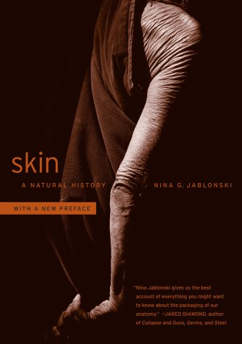 Skin A Natural History  2013 edition cover
