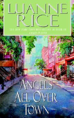 Angels All over Town   2006 9780553383898 Front Cover
