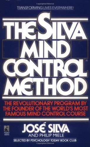 Silva Mind Control Method   1977 edition cover