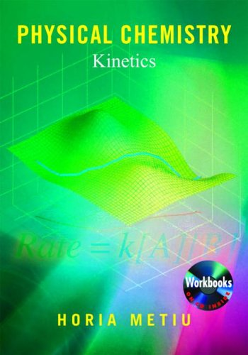 Physical Chemistry Kinetics  2006 edition cover