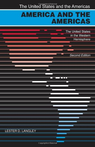 America and the Americas The United States in the Western Hemisphere 2nd 2010 edition cover