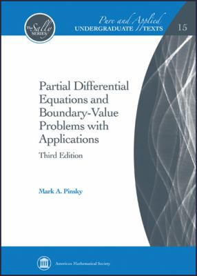 Partial Differential Equations and Boundary-Value Problems with Applications  3rd 2011 (Revised) edition cover