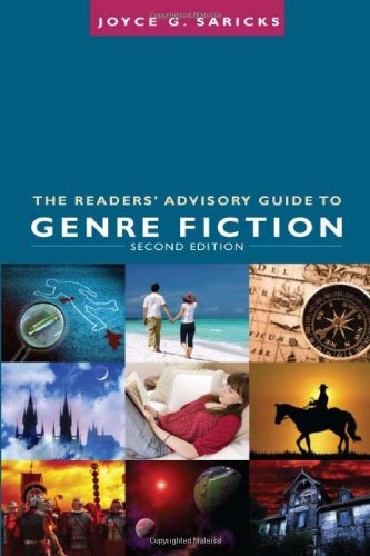 Readers' Advisory Guide to Genre Fiction  2nd 2009 edition cover