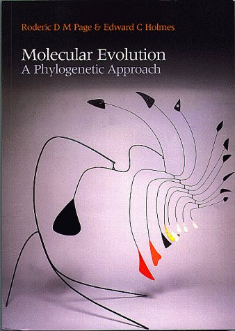 Molecular Evolution A Phylogenetic Approach  1998 edition cover