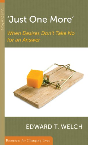 Just One More When Desires Don't Take No for an Answer  2002 edition cover