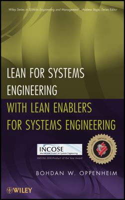 Lean for Systems Engineering with Lean Enablers for Systems Engineering   2011 9781118008898 Front Cover