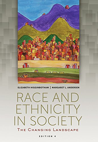 Race and Ethnicity in Society: The Changing Landscape  2015 9781305093898 Front Cover