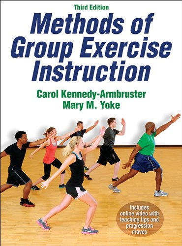Methods of Group Exercise Instruction: With Online Video  2014 edition cover