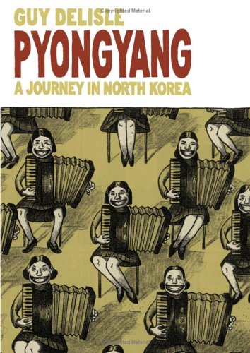 Pyongyang A Journey in North Korea  2005 edition cover