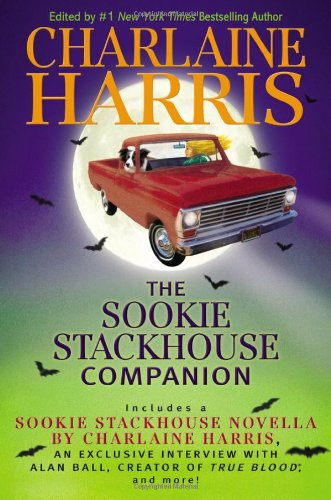 Sookie Stackhouse Companion  N/A 9781937007898 Front Cover