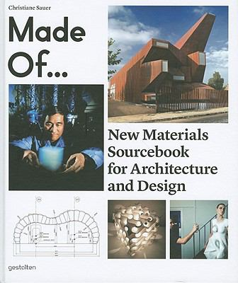 Made of... New Materials Sourcebook for Architecture and Design  2010 edition cover