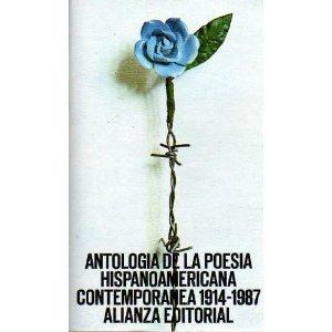 Antologia de la Poesia Hispanoamericana Contemporanea, 1914-1987 3rd 1996 edition cover