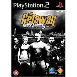 The Getaway: Black Monday Platinum (PS2) PlayStation2 artwork