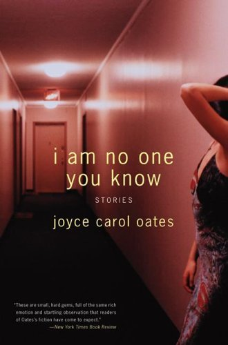 I Am No One You Know Stories N/A edition cover