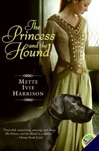 Princess and the Hound  N/A 9780061131899 Front Cover