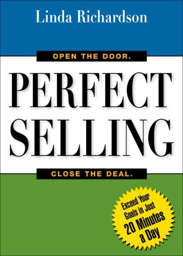 Perfect Selling   2008 edition cover