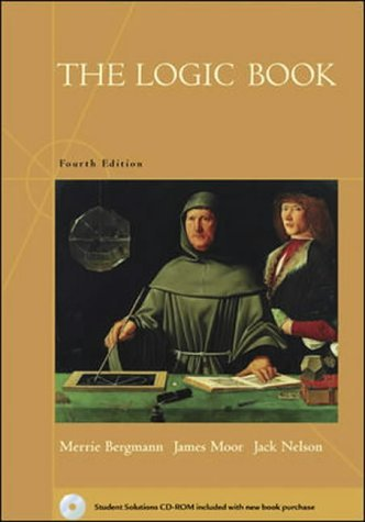 Logic Book 4th 2004 edition cover