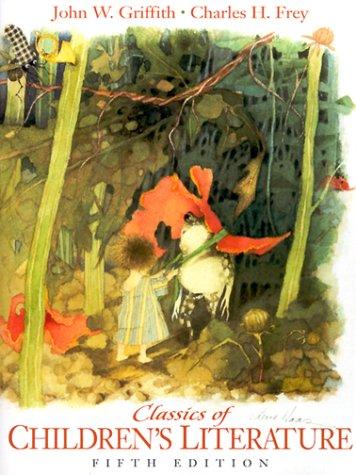 Classics of Children's Literature  5th 2000 edition cover
