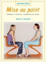MISE AU POINT >CANADIAN< 4th 2004 edition cover