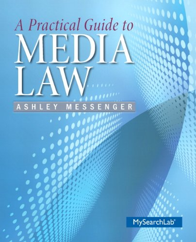 Practical Guide to Media Law   2015 edition cover