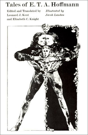 Tales of E. T. A. Hoffmann   1972 (Reprint) edition cover