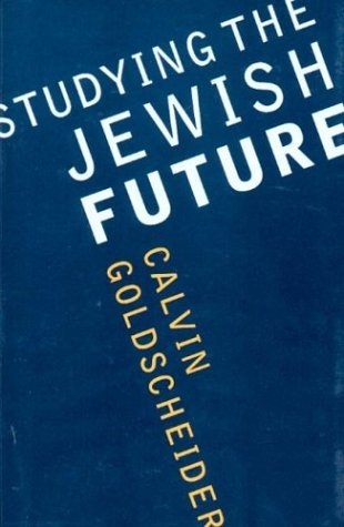Studying the Jewish Future   2004 edition cover