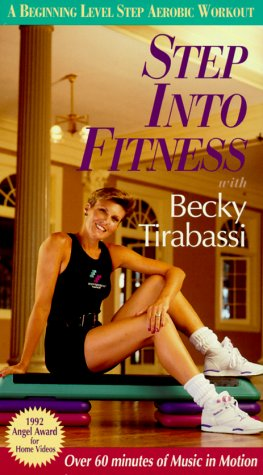 Step into Fitness  N/A edition cover