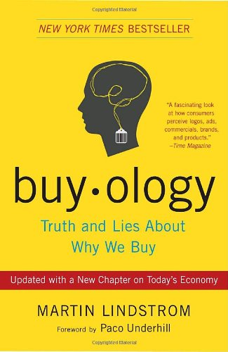 Buyology Truth and Lies about Why We Buy  2010 edition cover