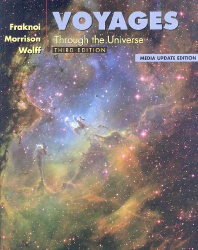 Voyages Through the Universe  3rd 2006 (Revised) edition cover