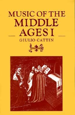 Music of the Middle Ages   1984 9780521284899 Front Cover