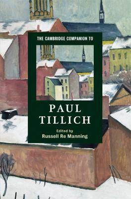 Cambridge Companion to Paul Tillich   2008 9780521859899 Front Cover