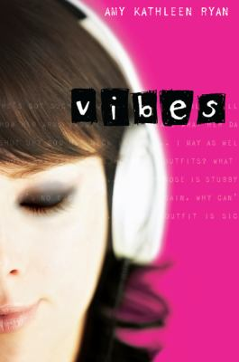 Vibes   2008 9780547248899 Front Cover