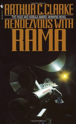 Rendezvous with Rama   1973 edition cover