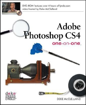 Adobe Photoshop CS4   2008 edition cover