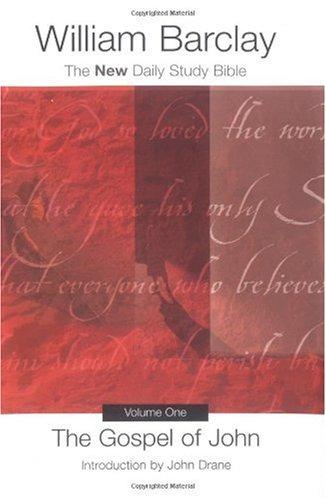 Gospel of John   2001 edition cover