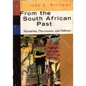 From the South African Past   1997 edition cover