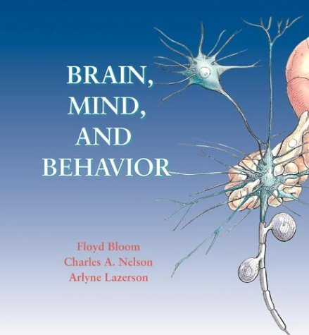 Brain, Mind, and Behavior  3rd 2001 edition cover