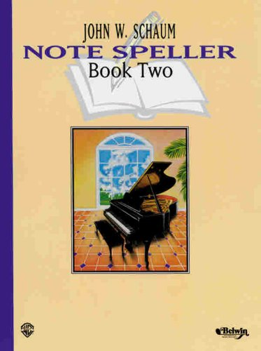 Note Speller   1997 (Revised) edition cover