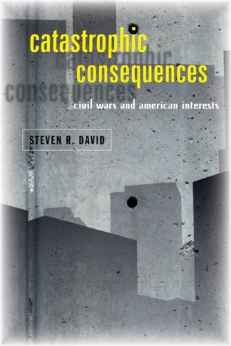 Catastrophic Consequences Civil Wars and American Interests  2008 edition cover