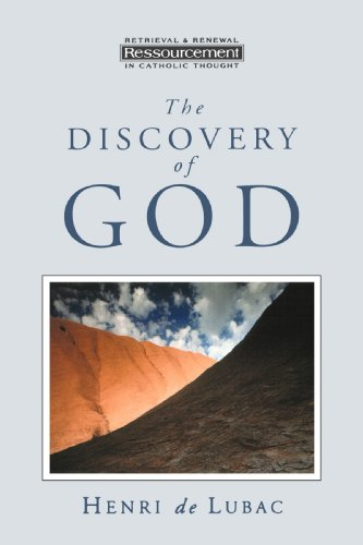 Discovery of God N/A edition cover