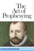 Art of Prophesying  1996 (Reprint) edition cover