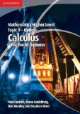 Mathematics Higher Level Calculus for the IB Diploma   2013 edition cover