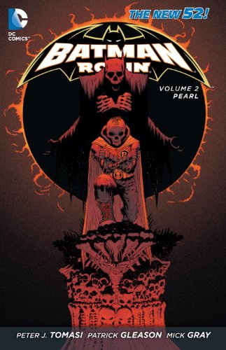 Batman and Robin Vol. 2: Pearl (the New 52)   2013 9781401240899 Front Cover