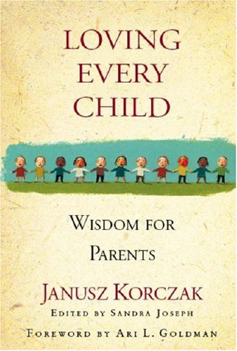Loving Every Child Wisdom for Parents  2005 edition cover