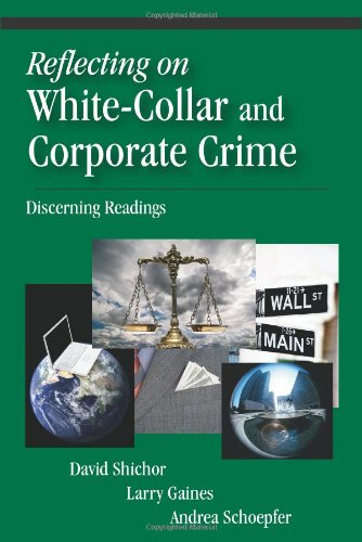 Reflecting on White-Collar and Corporate Crime   2011 edition cover