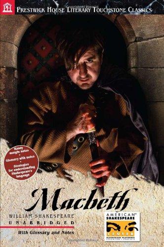 Macbeth:  1st 2005 edition cover