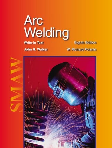 Arc Welding  8th 2010 edition cover